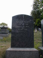 William Clapp Gravestone