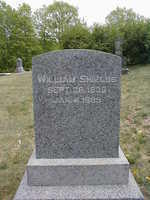 William Shields  Gravestone